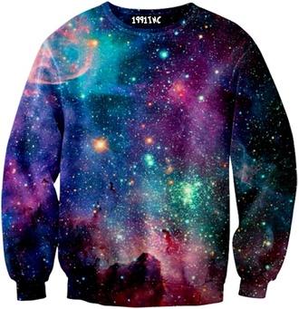 shirt galaxy shirt