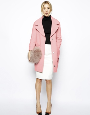 ASOS | ASOS Textured Coat at ASOS