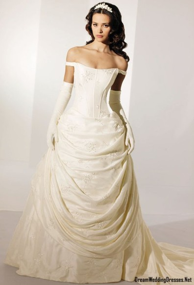 wedding dress corset top corset