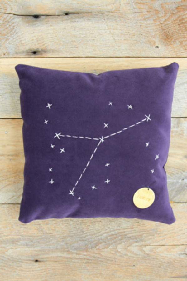 home  pillows  zodiac pillows apparel accessories clothes underwear socks lingerie