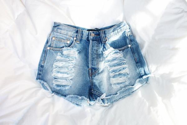 shorts High waisted shorts