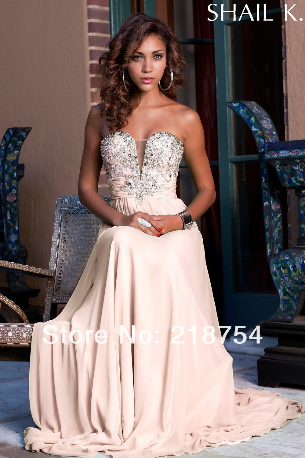 Aliexpress Com Buy Formal Elegant Sweetheart Mermaid Court Train