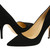 Kate Spade New York Licorice Black Suede - Zappos Couture