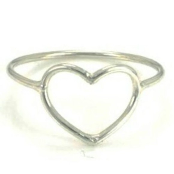 heart jewels ring heart ring heart shaped heart shaped ring