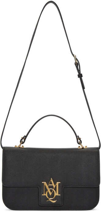 satchel cross black bag