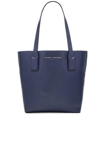 Marc Jacobs Wingman Shopping Tote in navy