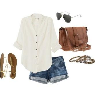 blouse beige beach button up blouse purse and handbags brands