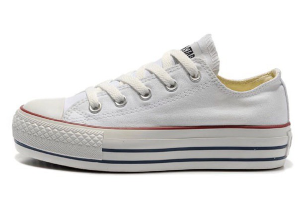 shoes platform converse trainers