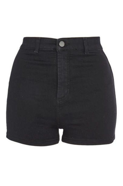 Topshop shorts black