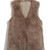 Mai Fur Vest | Outfit Made