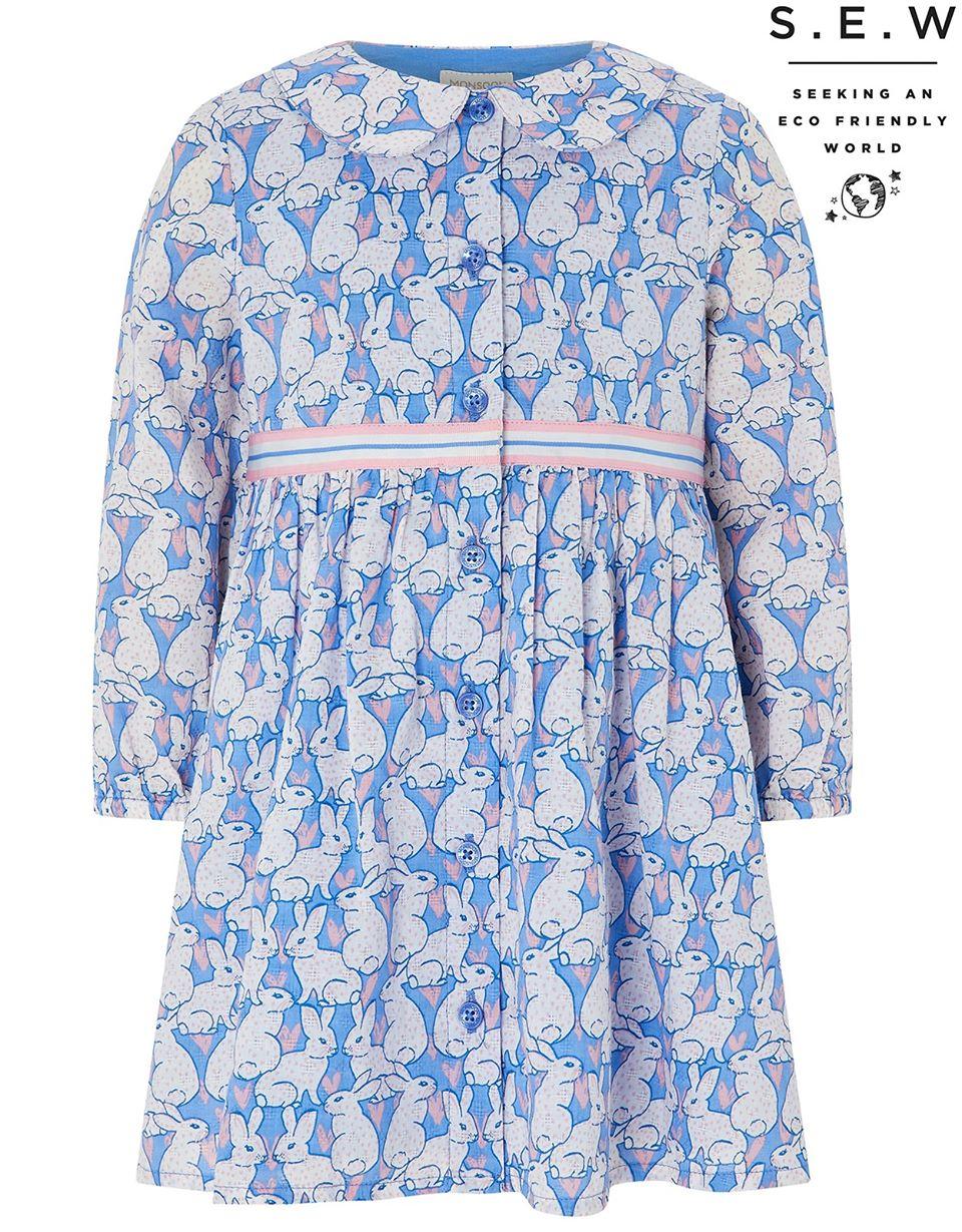 S.E.W Baby Uma Bunny Rabbit Dress