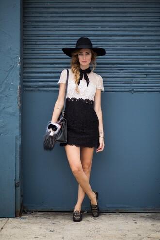 the blonde salad blogger shoes bag