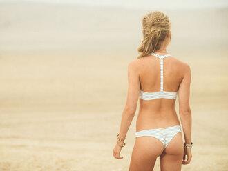 swimwear bikini printed swimwear stripes stripe bikini bikini top bikini bottoms cheeky bikini t-strap t-back halter neck beach hipster 2015 bikini guys boys and arrows printed swimsuit cheeky halter bikini brazilian bikini brazilian bikini bottom hipster bikini 2015