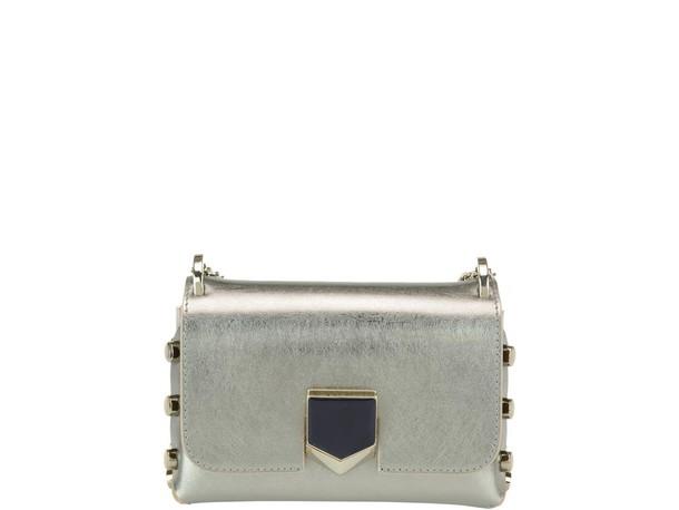 Jimmy Choo mini bag vintage silver