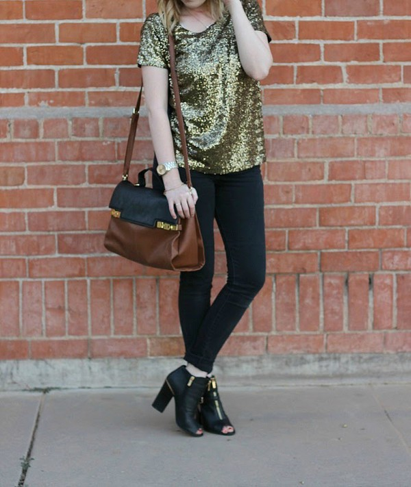 fashion flirtation blogger top bag jewels