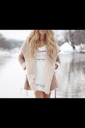 jacket,denim jacket,dress,white,christmas,shearling jacket,holiday season,winter outfits,coat,missguided,beige,tan,brown,fairisle,blogger,fashion blogger,fur,faux fur jacket,faux fur coat,fluffy,faux fur,shearling,camel jacket,camel,brown coat,brown jacket,waterfall,waterfall jacket,winter coat,winter jacket,winter sweater,fall outfits,sweater dress,jumper,beige dress,christmas sweater,romwe,blonde hair,ombre,pretty,cream,amazing,beautiful,classy,sweater,white dress,winter dress,clothes,tan shearling coat,cardigan,wear,warm,cozy,misguided.co.uk,crem coat,beige coat,twitter,tumblr outfit,mango fur coat
