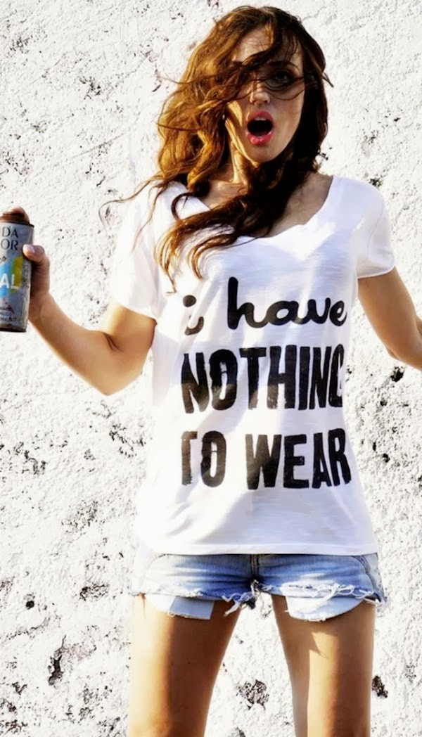 t-shirt nothing to wear i have nothing to wear summer summer outfits shorts top blouse quote on it shirt denim shorts denim cute girly beach