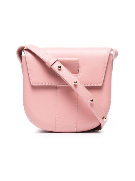 Wandler women bag shoulder bag leather purple pink