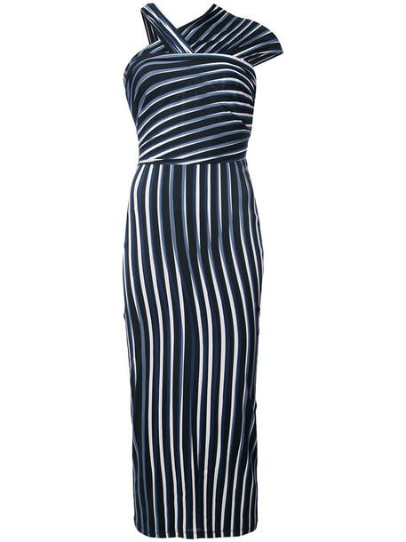 Dvf Diane Von Furstenberg dress women draped black