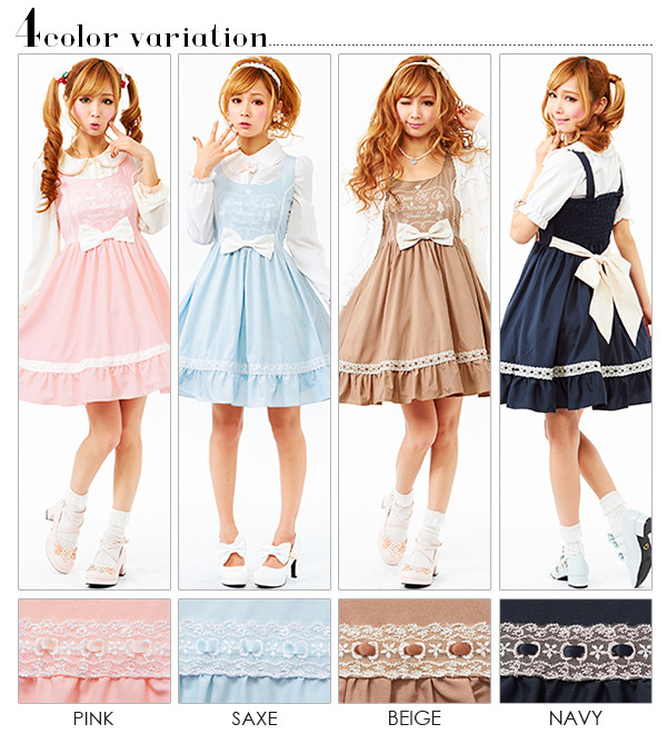 dress pastel cute girly pink blue navy beige summer dress