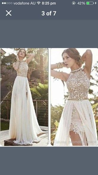 dress long gown chiffon long gown