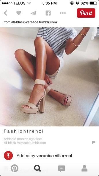 shoes nude heels pumps straps nude heels nude chunky heels nude pumps