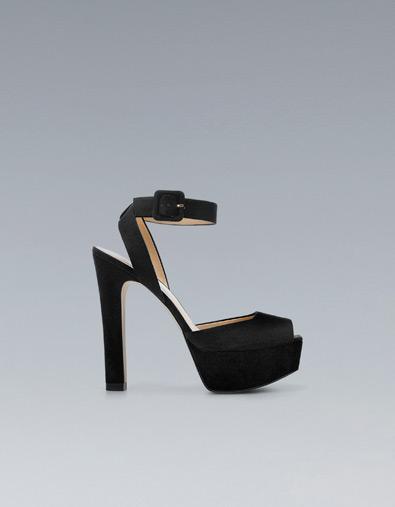 34e1e51cb93 SANDALIA TACÓN PULSERA - Zapatos - Mujer - ZARA España