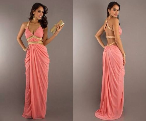 dress long prom dress prom dress pink dress pink pink maxi dress cute silver dress gold gold sequins rock punk bright orange girly girl feathers jumpsuit bracelets necklace chick bag clutch bleu turquoise pink dress prom cute promdresss vestidos de fiesta vestidos