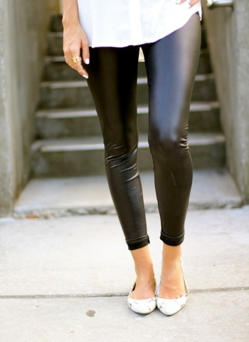 Liquid Leggings - Bottoms - Shop