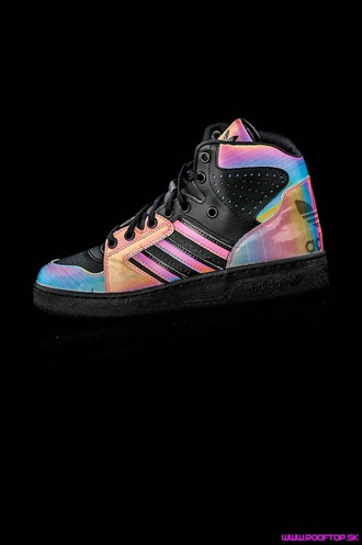shoes lenticular adidas space shift