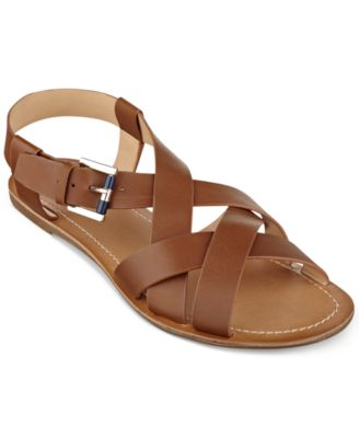 Isaac Mizrahi New York Bianca Flat Sandals - Shoes - Macy's
