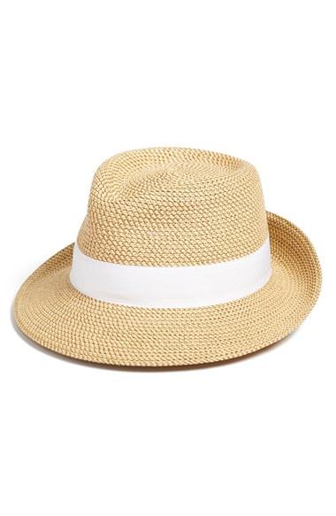 Eric Javits  Classic  Squishee® Packable Fedora Sun Hat  7e1d0d73ac0