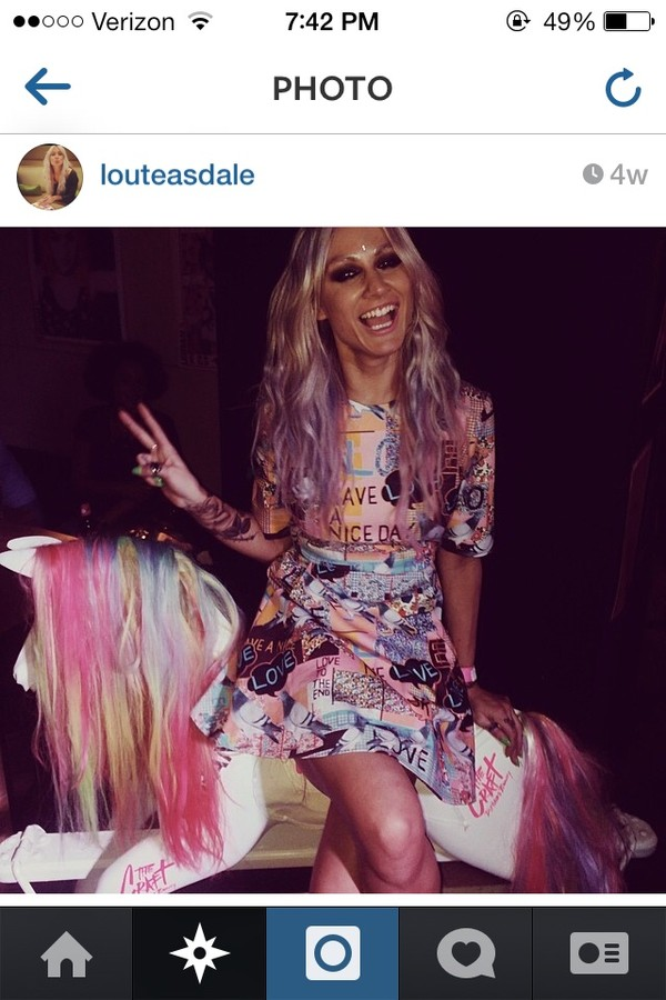 dress lou teasdale jewels