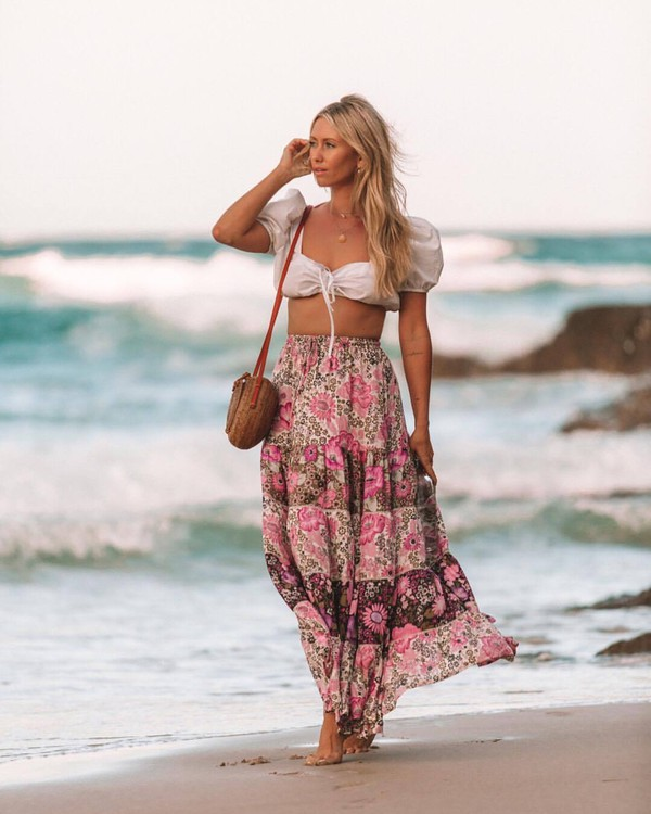 skirt multi skirt