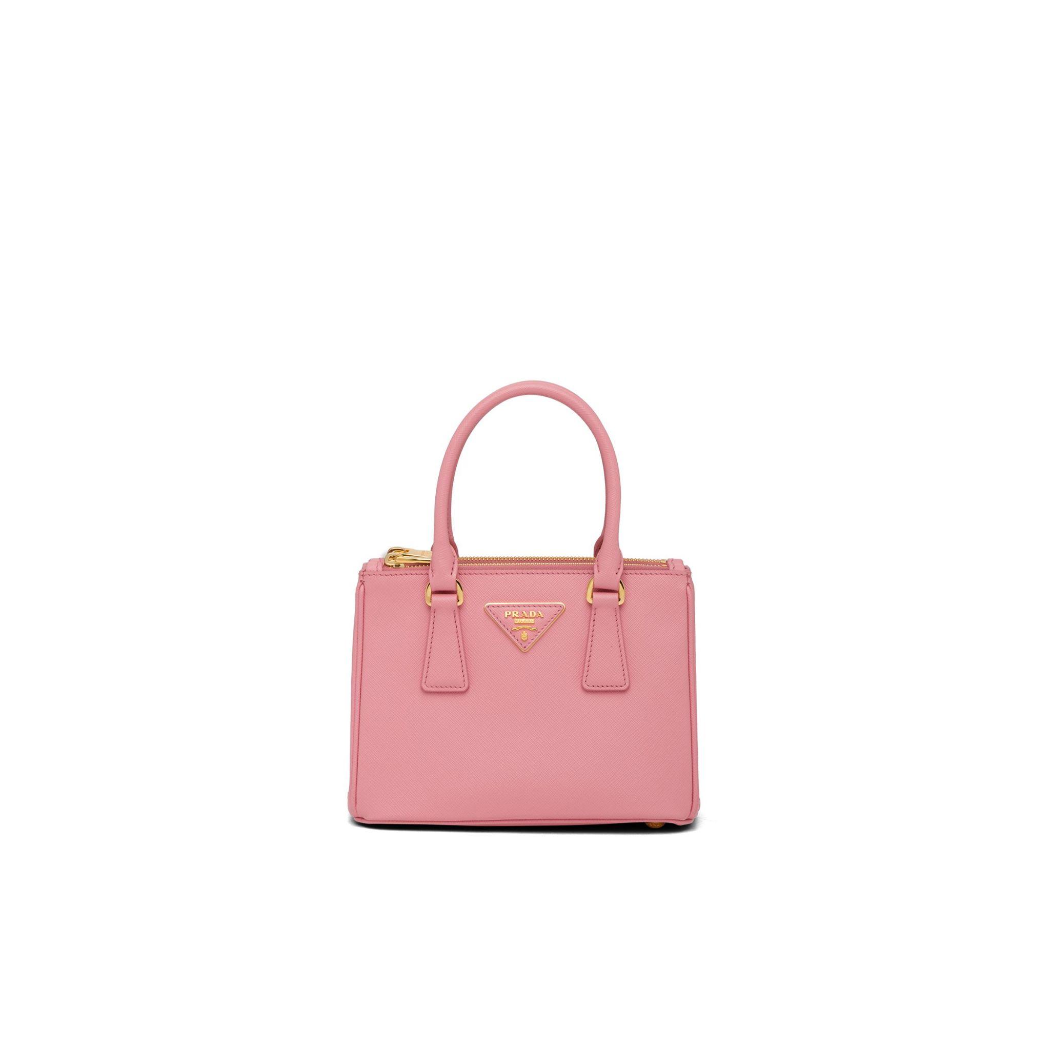 Prada Galleria Saffiano leather micro-bag