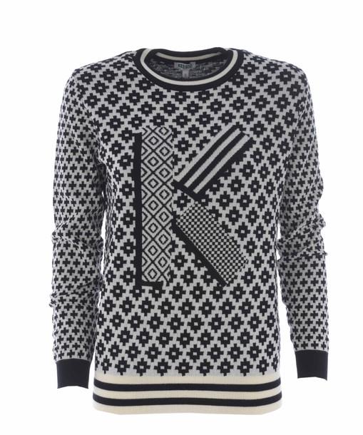 Kenzo jumper geometric sweater