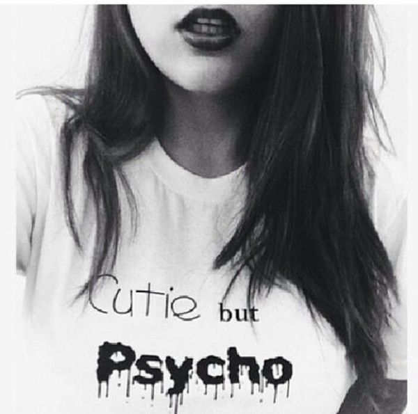 shirt grunge punk rock american psycho cute