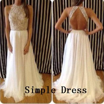 Aliexpress.com : Buy 2014 V back Bow Decoration Blue Prom Dress Sleeveless Above The Knee length Taffeta Lace Short Prom Dress Free Shipping from Reliable dress ring suppliers on Simple Dress Store