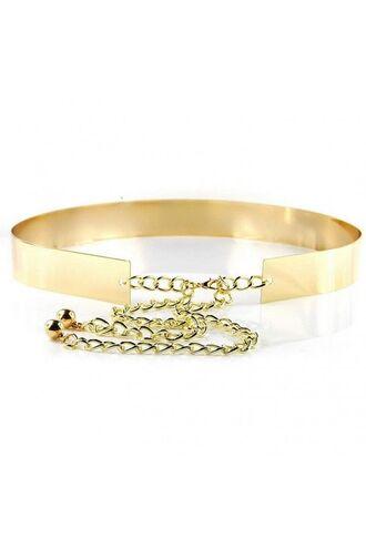 www.ustrendy.com belt gold belt metal belt waist belt belt accessory adjustable belt