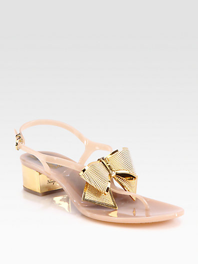 cheap sale under $60 Salvatore Ferragamo Jelly Thong Sandals eastbay for sale buy cheap affordable shipping discount sale countdown package cheap online re6xp