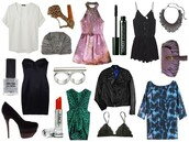 dress,space,leopard print,evening outfits