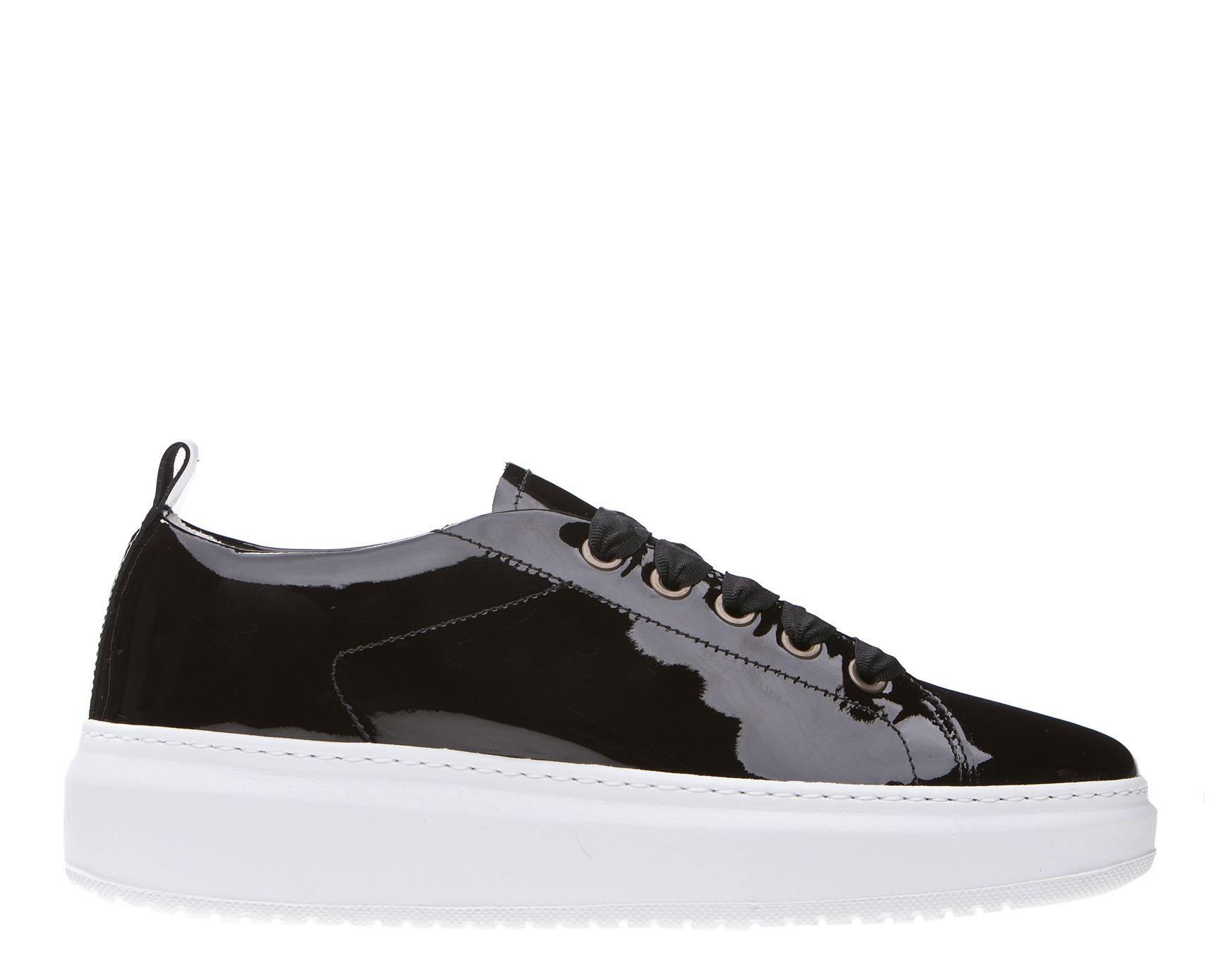 Sneakers - New York - Black