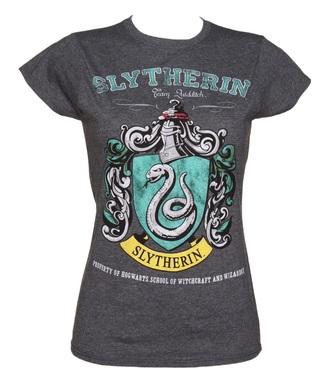 t-shirt slytherin harry potter