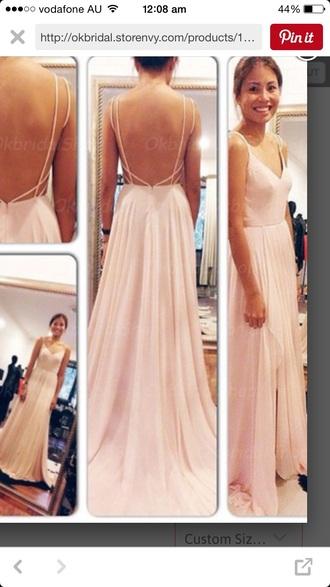 bag prom dress long dress black long dresses backless dress