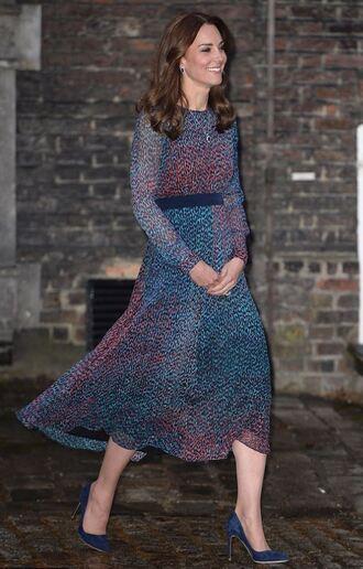 Kate Middleton Midi Dress Shop For Kate Middleton Midi