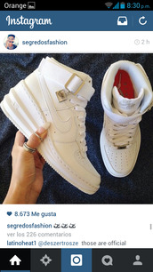 shoes,trainers nike white,size6 airlunarskyhi,nike air lunar sky high,size 6.5 us,white,nike air,nike,nike air force,nike lunar force 1,all white everything,wedges,cute,style,nike shoes