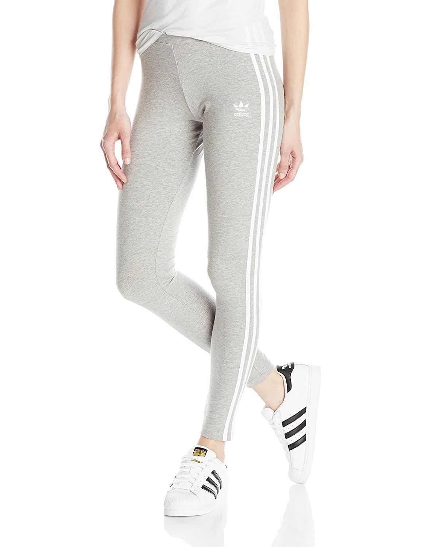 c0a74ee55 adidas Originals Women's 3-Stripes Leggings at Amazon Women's ...