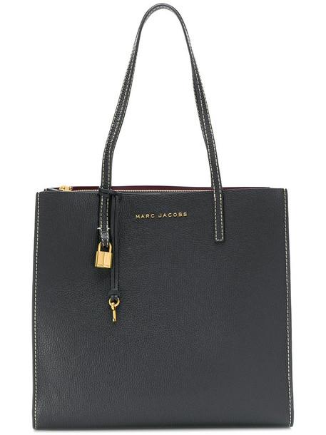 Marc Jacobs women leather black bag