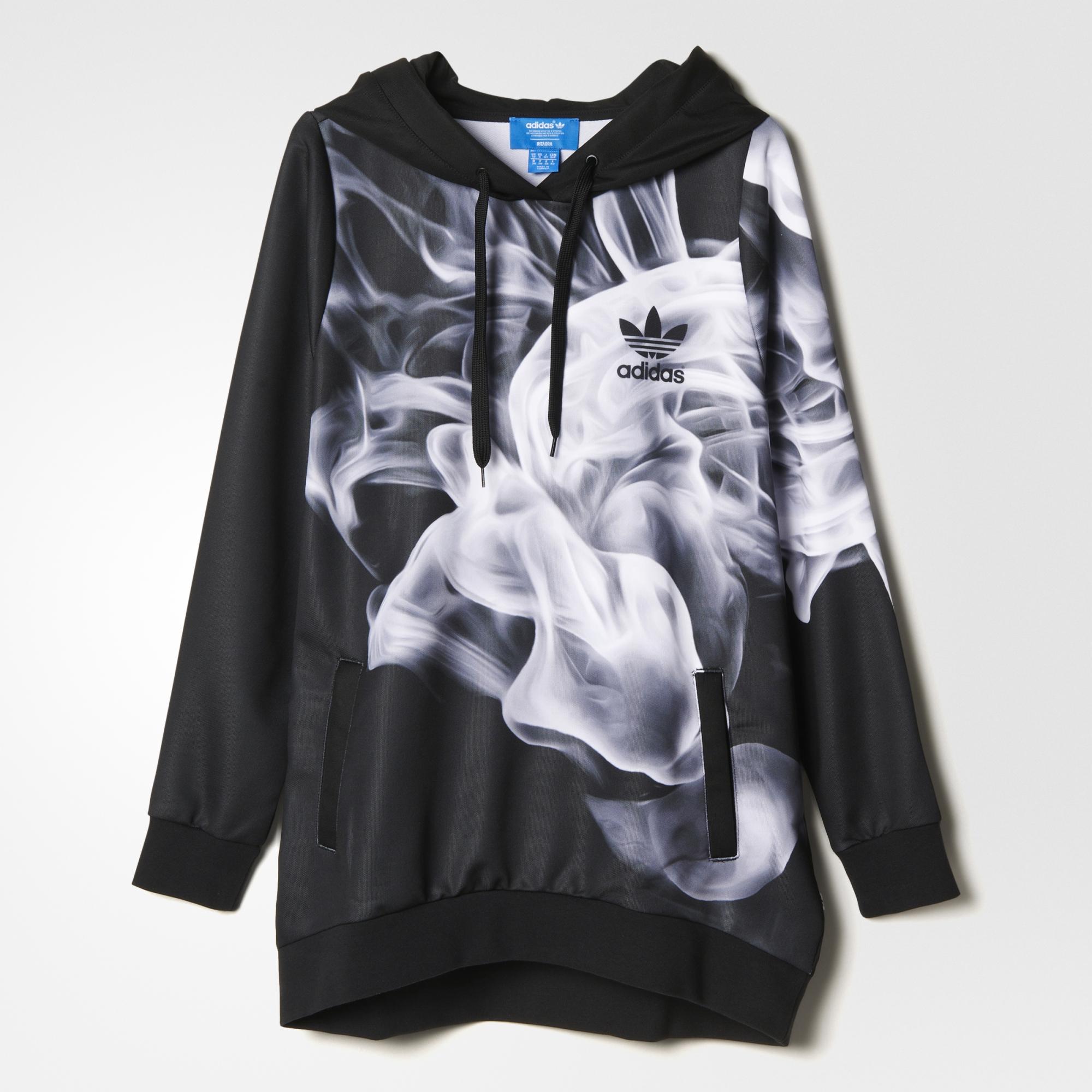 Adidas Flux White Smoke