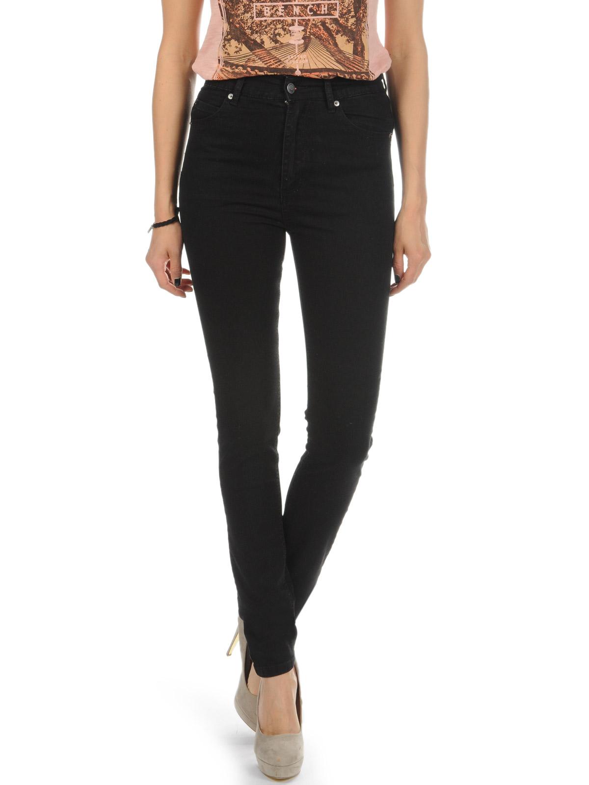 Cheap Monday Second Skin Jeans very stretch black preiswert kaufen